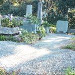 宇和島市の建墓現場です。