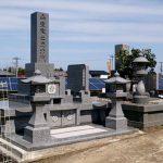 新居浜市、神道墓、新規建墓工事です。
