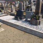 新居浜市の建墓、完工しました。