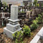 西予市野村町 建墓工事をしました