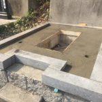愛媛県新居浜市 リフォーム・新規建墓工事をしています