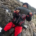3月、釣りに行きました